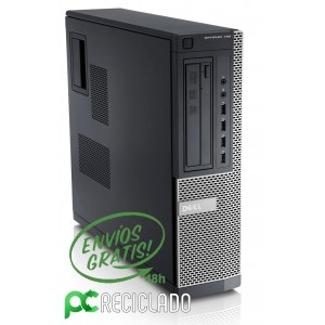 Dell 790 i5-2400 (2º) 3.10Ghz / 8Gb / 500HDD / Win 10