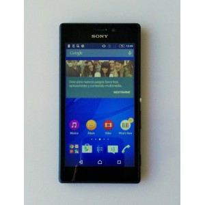 Sony Xperia M2 8 Gb - NEGRO - Libre- Reacondicionado
