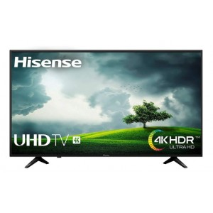 "Televisión de 65"" HISENSE 4k UHD SMART TV WIFI"