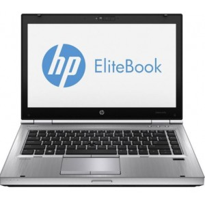 HP Elitebook 8470 Core I7-3520M 2.9Ghz/4Gb/320Gb HDD- Win 10