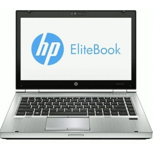 HP Elitebook 8460P Core I7-2640 2.8Ghz/4Gb/320Gb HDD- Win 10