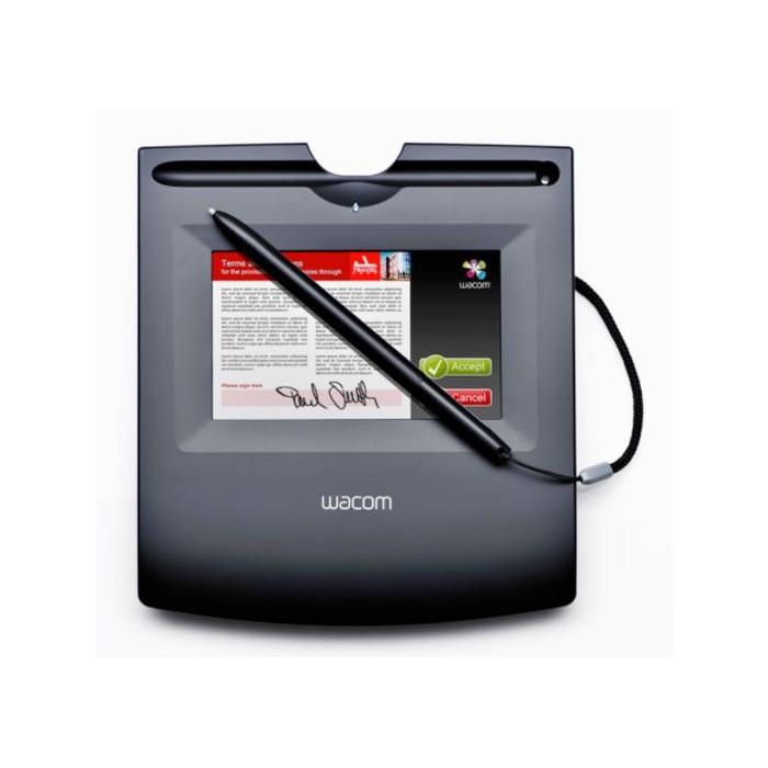 PANTALLA LCD A COLOR PARA FIRMAS O MOSTRAR PUBLICIDAD/ STU-520 WACOM