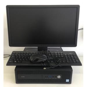 "Ordenador completo - Equipo (HP ELITEDESK I5) + Monitor 20"" (Dell)"