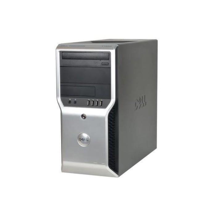 Dell Precision T1500 I7-870 2.93Ghz/8Gb DDR3/500Gb HDD - Quadro Fx580