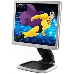 Monitor plano HP L1950G TFT con VGA