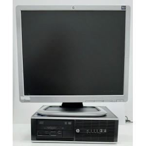 Ordenador completo - Equipo (HP 6200 8GB) + Monitor (19¨ HP L1950G)