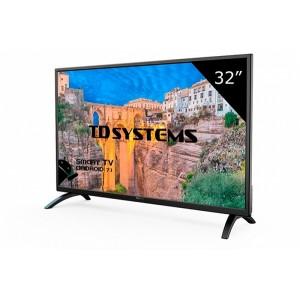 TD SYSTEMS LED 32¨ Smart TV Full HD (K32DLM8HS)