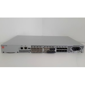 Switch Brocade 300 (DL-320-0003) de 16 puertos y 8 Gb