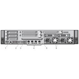 DELL PowerEdge DR4100 Xeon (Six Core) 2.50Ghz/32GB DDR3/x2 300GB SAS x11 3Tb SATA