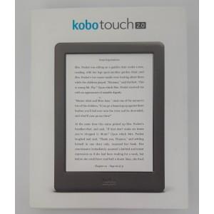 """LIBRO ELECTRÓNICO KOBO TOUCH 2.0 6"""" / NEGRO - 4Gb - NUEVO"""