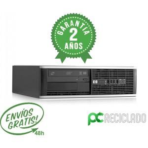 HP 6300 Elite Intel i3-3220 (3º) 3.3Ghz / 4Gb / 250HDD / Win 10
