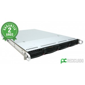 SuperMicro SuperServers 6015B (4 Cores) 2.33Ghz/32GB/x2 73Gb - x2 2Tb