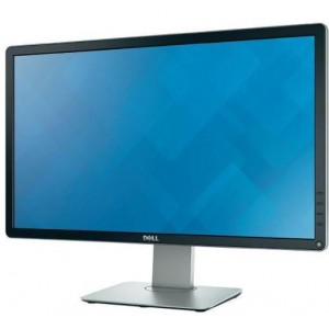 "Monitor DELL 24"" FULL HD - P2414HB BASE PLATEADA"