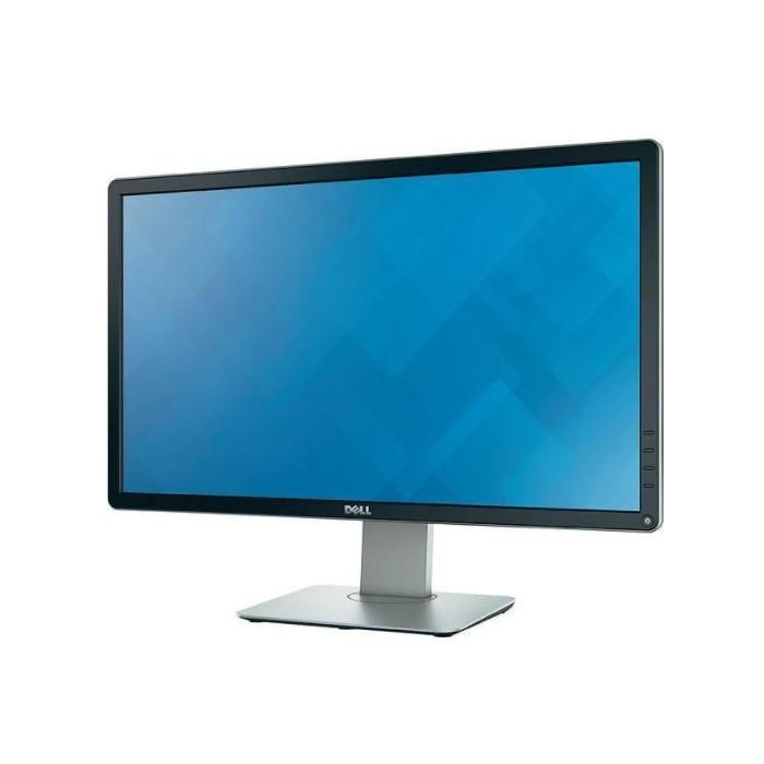 "Monitor DELL 24"" FULL HD - P2414HB BASE PLATEADA"