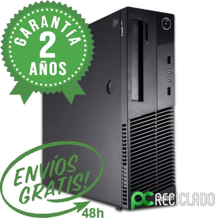 Lenovo ThinkCentre M73 i3 (4º) 3.40Ghz/4Gb/500Gb/Win10