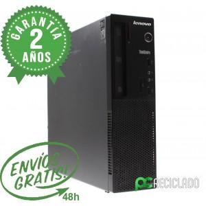 Lenovo ThinkCentre E73 i3 (4º) 3.60Ghz/4Gb/500Gb/Win10