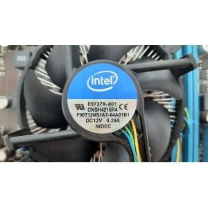 Placa base Asus H61M-K Intel Socket 1155 Compatible con Celeron G, Core i3, Core i5, Core i7, Pentium