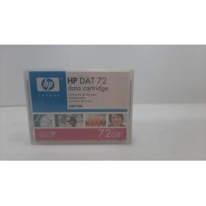 CARTUCHO DE DATOS HP DAT 72 DATA CARTRIDGE 72GB - MODEL C8010A