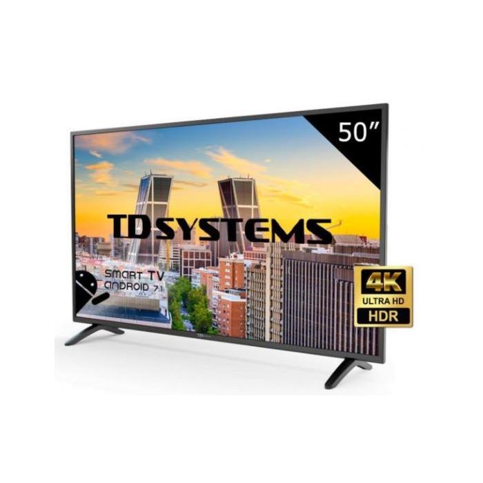 """TD SYSTEM DE 50"""" FULL HD, SMART TV, WIFI"""