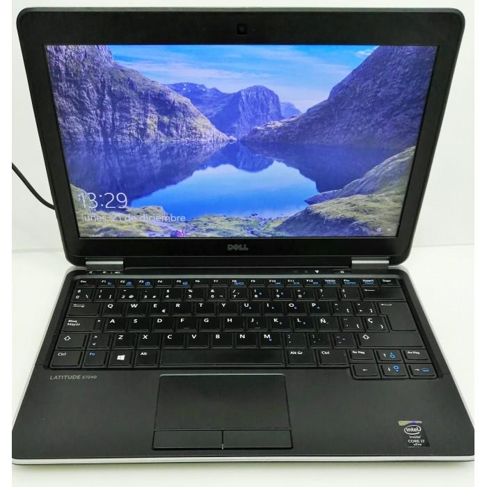 """DELL Latitude E7240 12"""" i5-4310u (4º) 2.60Ghz/8Gb/256GB SSD - Win 10"""