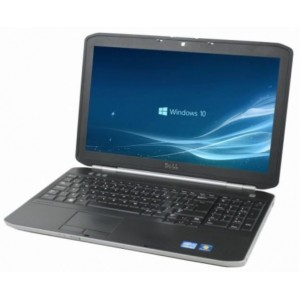 """DELL Latitude E5520 15.6"""" i5-2430M (2º) 2.40Ghz/4Gb/500GB HDD - Win 10"""