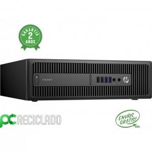 HP EliteDesk 800 G2 i5-6500(6º) 3.20Ghz / 4Gb / 500Gb - Win 10