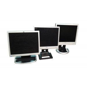 Monitor TFT de 19¨ Color Negro o Plateado (Modelos Mixtos) - Tara