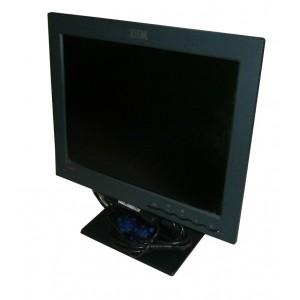 Monitor plano IBM (modelo: 6656-HG2) 15¨ TFT