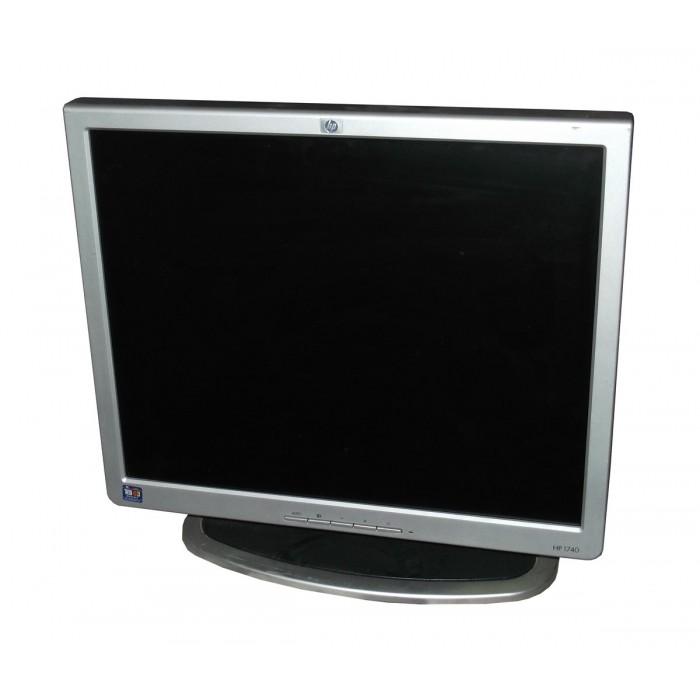 Monitor plano HP (modelo: L1740 ) 17¨ TFT