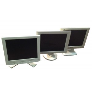 Monitor TFT de 19¨ de color blanco (modelos mixtos)