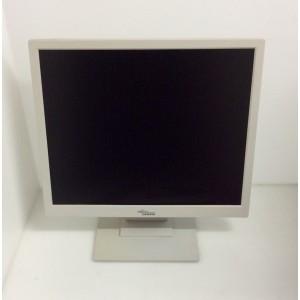 Monitor LCD 19¨ Fujitsu (Scenicview A19-3) color Blanco con Altavoz