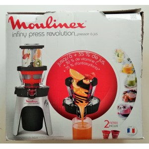 Licuadora Moulinex INFINY PRESS REVOLUTION