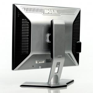Monitor Plano Dell (Modelo: E1708FPb) 17¨ TFT ( Negro ) - DVI + VGA