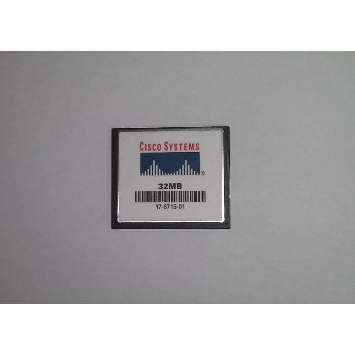 CompactFlash Card Cisco Original 32 MB