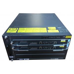 Cisco 7604 Chasis WS-SUP720-3B+FAN-MOD-4HS+PWR-2700-AC-4