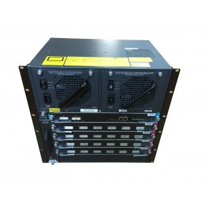 Cisco Catalyst 4506 con WS-X4515 SUP Engine IV + WS-X4306-GB