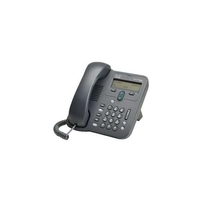 Teléfono Cisco Unified SIP Phone 3911