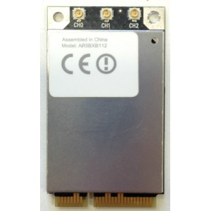 Tarjeta WiFi APPLE AirPort Extreme Atheros AR5BXB112 Mini-PCIe