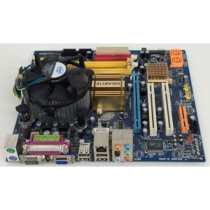 Placa base Gigabyte (GA-G31MX-S2) Socket 775 Compatible con Core2Quad