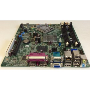 Placa base para Dell Optiplex GX760 con procesador Core2Duo 2.53Ghz