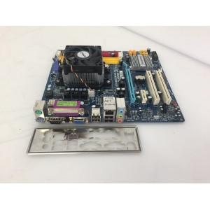 Placa base Gigabyte (GA-M61PME-S2P) AMD Sempron Socket AM2