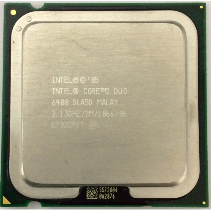 Procesador Intel Core2Duo 2.13Ghz/2M/1066 Socket 775 (SLA5D)