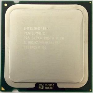 Procesador Intel Pentium D 3.0Ghz/4M/800 Socket 775 (SL9KA)