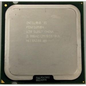 Procesador Intel Pentium 4 3.0Ghz/2M/800 Socket 775 (SL8Q7)