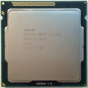 Procesador Intel i3 3.30Ghz/3M/ 33 Socket 1155 (SR05Y)