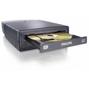 Grabadora DVD externa Philips (SPD3100CC) - Nueva