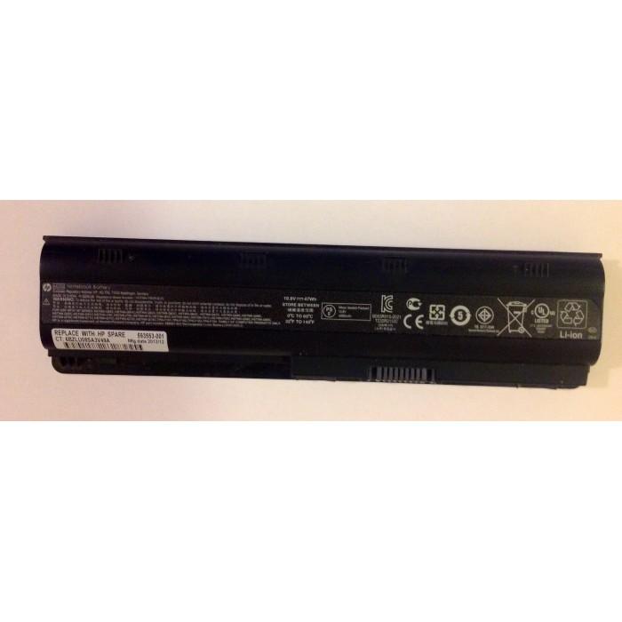 Batería MU06 para portátil HP G7 - 2304ss original usada