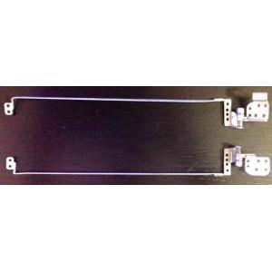 Pareja de bisagras para portátil Toshiba Satellite C855-2HN