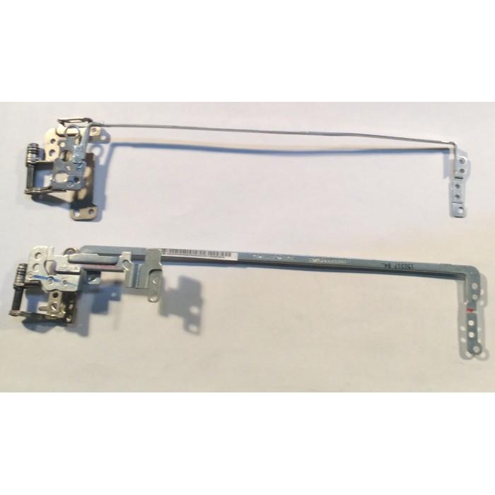 Pareja de bisagras para portátil Toshiba C 50 D original usadas