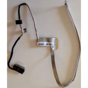 Cable flex de video para Toshiba Satellite C50D y C50 (P/N: 1422-01F7)